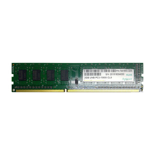 Apacer RAM 2GB UNB PC3-10600 CL9 76.A153G.C3Z0C DDR3...